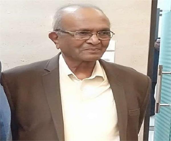 upca  director  sk agarwal  passed away