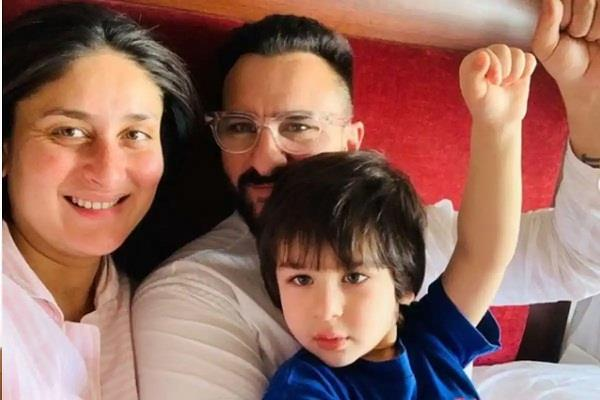 discharged from the hospital  kareena kapoor shared her first post on instagram