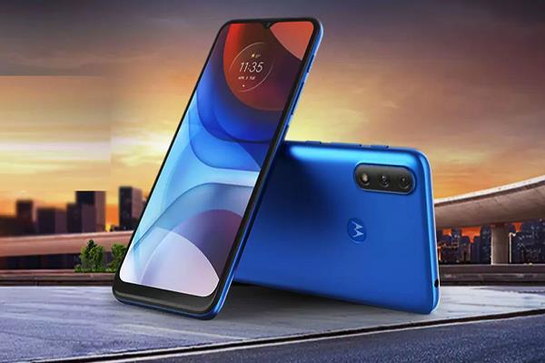 motorola launches cheap smartphone in india
