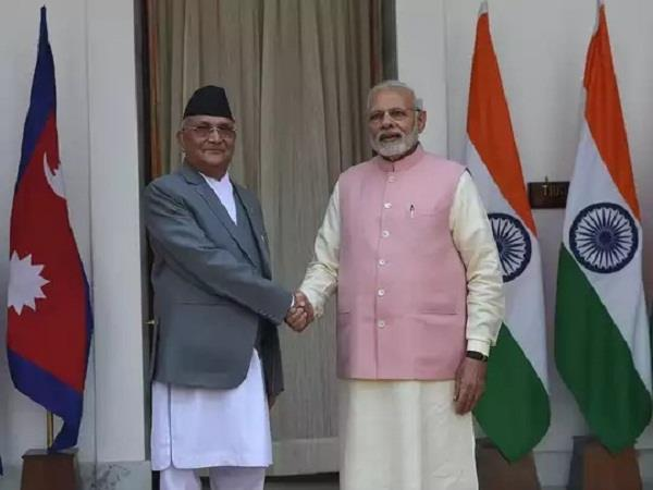 nepal  kp sharma oli  india