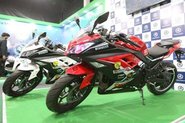 launch of country s fastest electric bike will cover 150 km in 2 hours