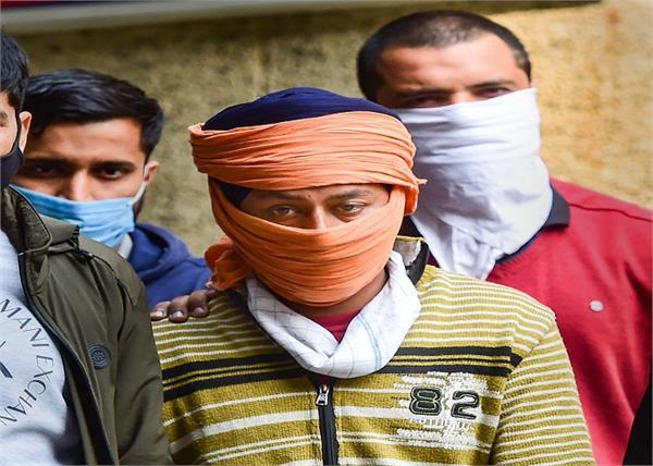 red fort violence case maninder singh arrested by delhi police