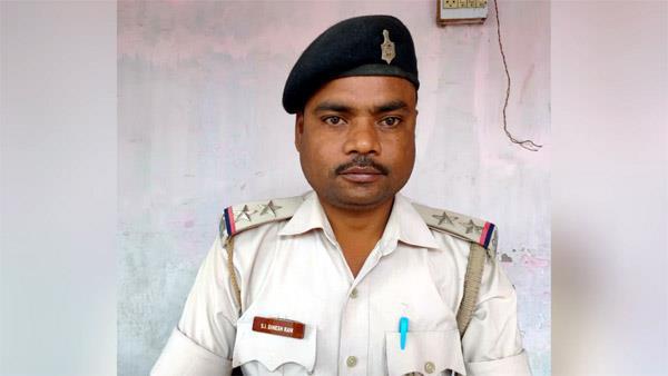 cop killed in bihar encounter with liquor mafia
