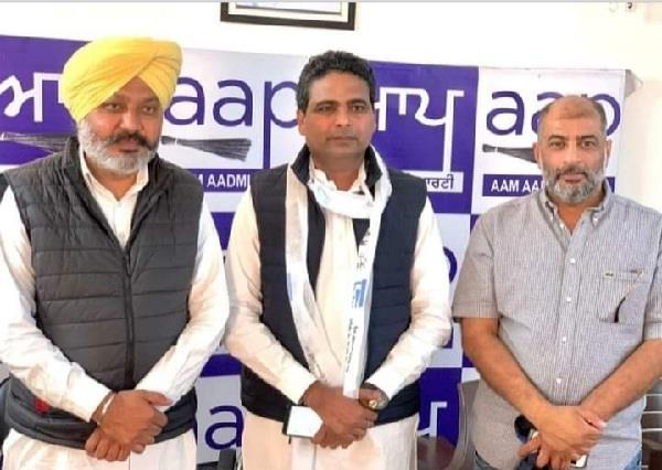 sonu jafar joins aam aadmi party