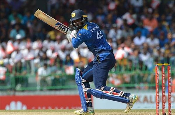 sri lankan batsman tharanga retires from international cricket