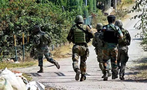 2 terrorists ambushed in anantnag