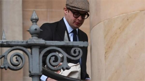british queens relative sentenced to jail for sexual harassment