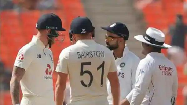 stokes was speaking objectionable words  virat handled well  siraj