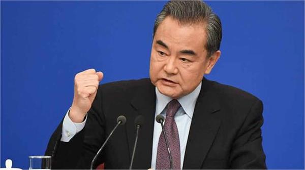 india china deep friends boundary dispute is the result of history wang yi