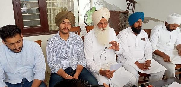 gurlal bhalwan s father questions police action