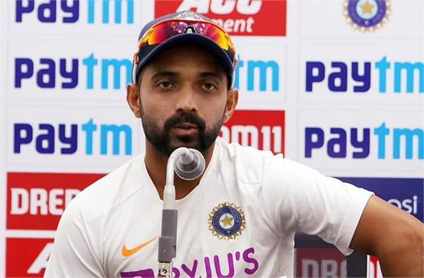 the pitch will remain the same as the last two matches  rahane