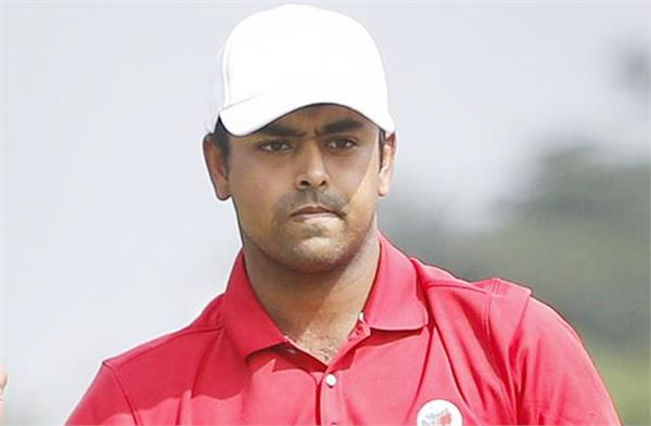 lahiri is joint 43rd with a score of 72