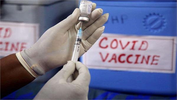 corona vaccine frontline workers health workers health department new orders