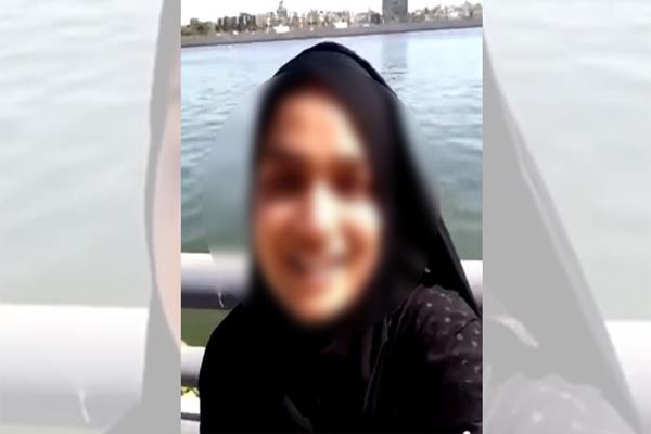 ayesha suicide husband jail police