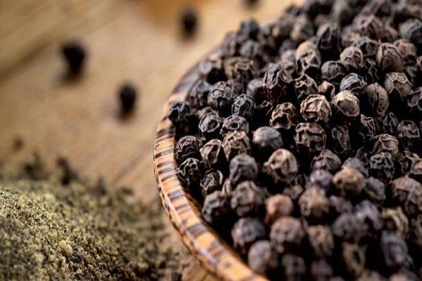 be sure to include black pepper in your diet  it cures many problems