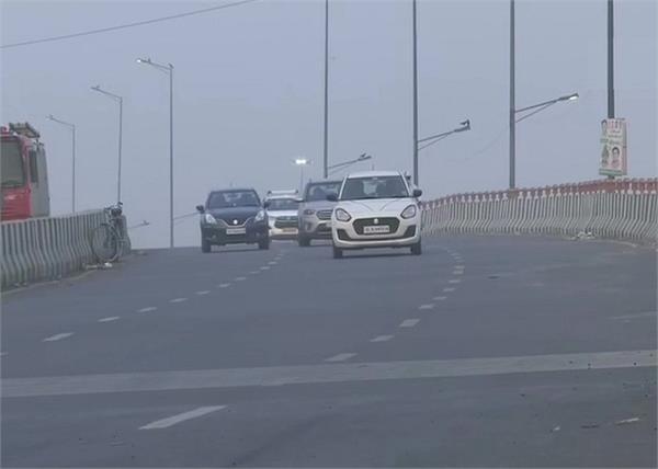 delhi to ghaziabad national highway has been opened