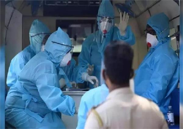 coronavirus jalandhar positive case patients