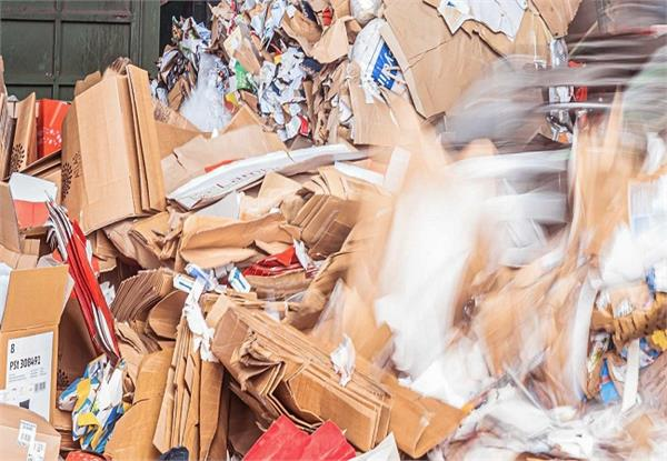 crisis facing paper and cardboard industry due to doubling of waste paper prices