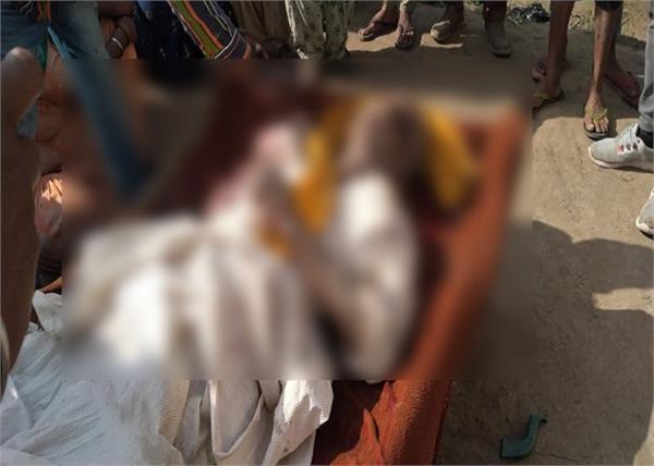 relatives death bhindi saida war father son