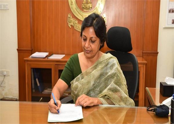 chief secretary directs to expedite the recruitment drive