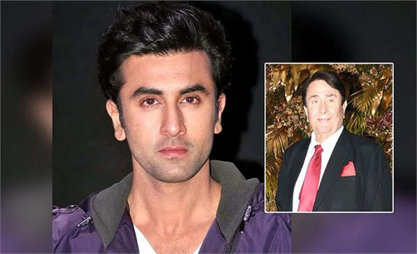 ranbir kapoor is not well confirms uncle randhir kapoor amid