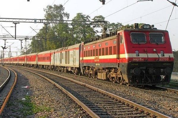 kashmir valley  closed  special rail transport
