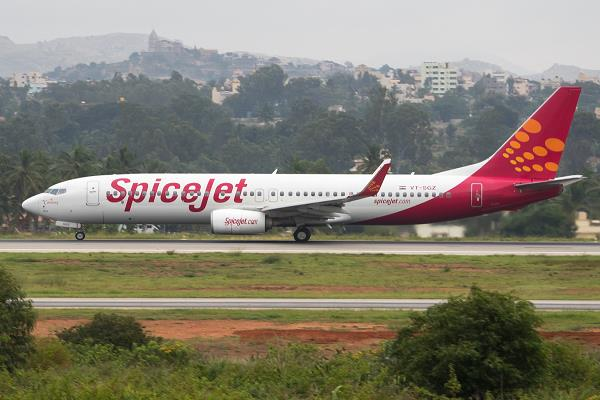 spicejet s passengers will get this facility if the corona is positive