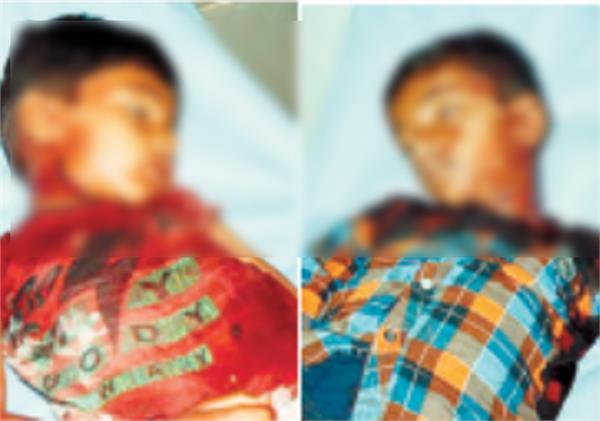 children murder ludhiana mother
