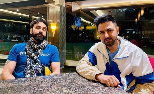 babbu mann and desi rockstar gippy grewal