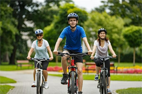 health tips bicycles benefits heart attack diabetes remedies