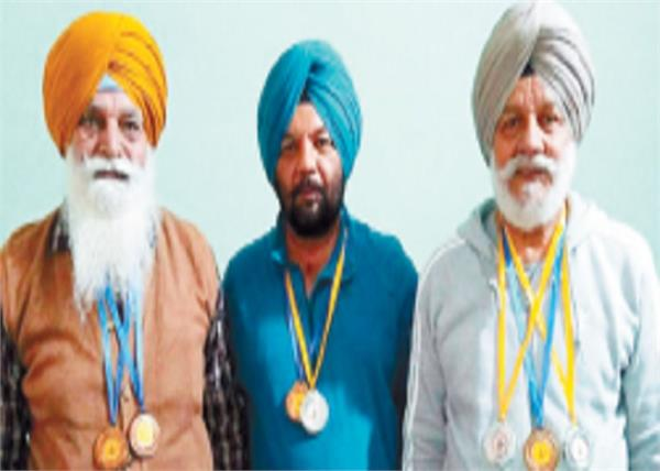 youngsters games medals firozpur