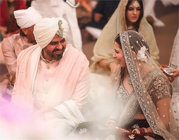 harman baweja and sasha ramchandani got married
