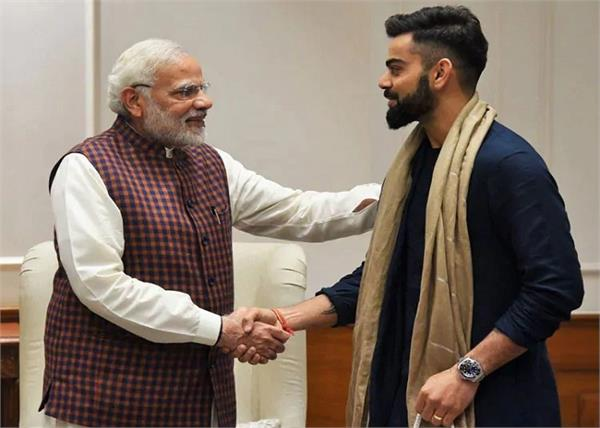pm modi virat kohli instagram followers