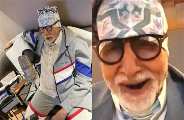 amitabh bachchan s comeback after surgery fans surprised