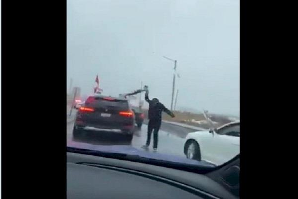 canada khalistan supporters arrested