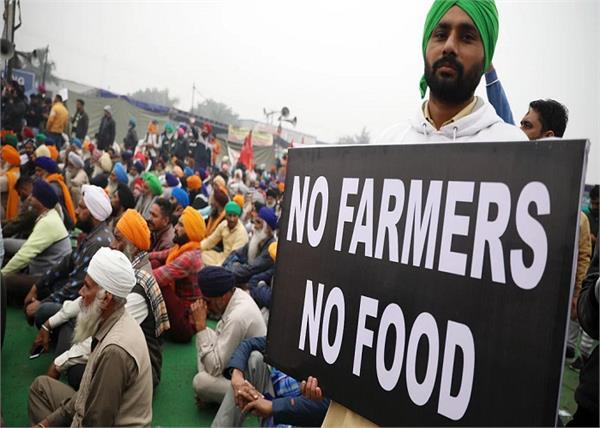 congress  farm laws  farmers protest
