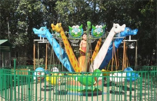 jalandhar district administration nikku park new look new swings