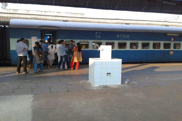 railways tripled platform ticket prices also increased fares for these trains