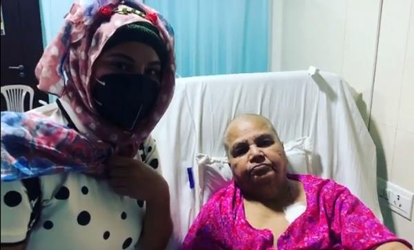 rakhi sawant mother condition after chemotherapy