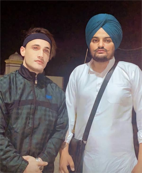 singer sidhu musewal s village reached bigg boss fame amis riaz