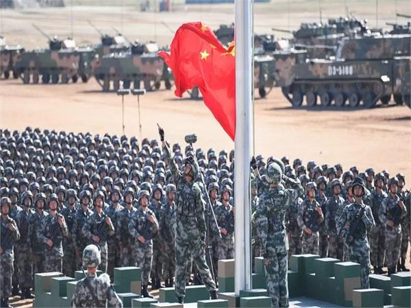china hikes defence budget 209 billion over 3 times india