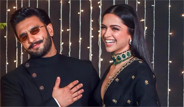 deepika padukone and ranveer got engaged after two years in the relationship