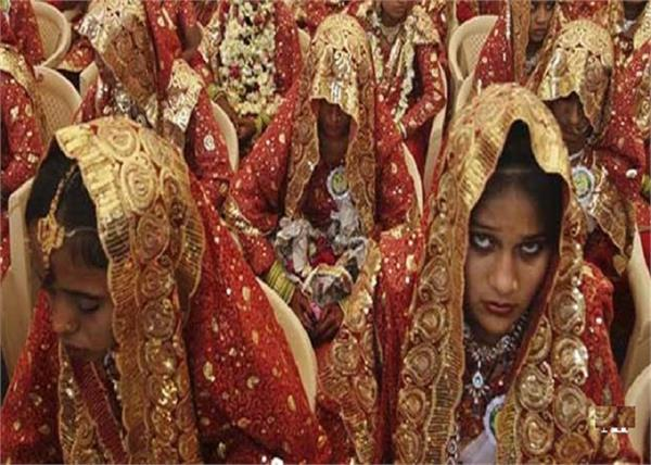3500 couples marriage mass wedding ceremony in up