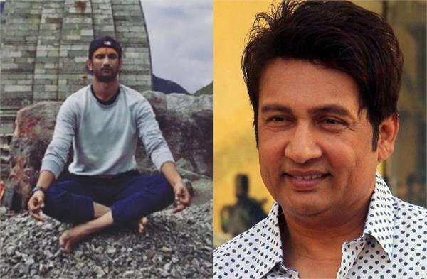 shekhar suman   shiv bhagat   sushant singh rajput on mahashivaratri