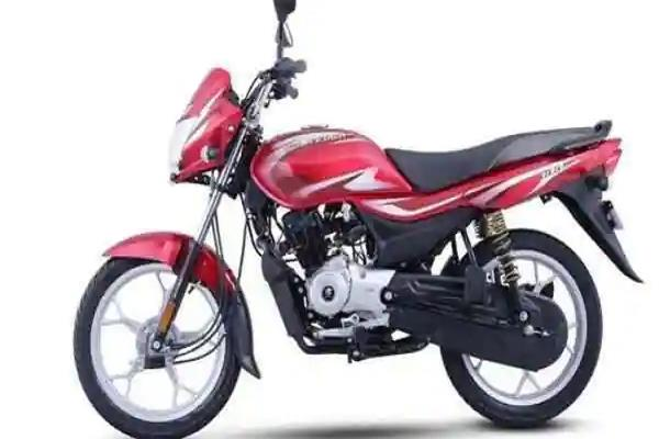 bajaj auto launches new platinum 100 electric start priced at rs 53 920