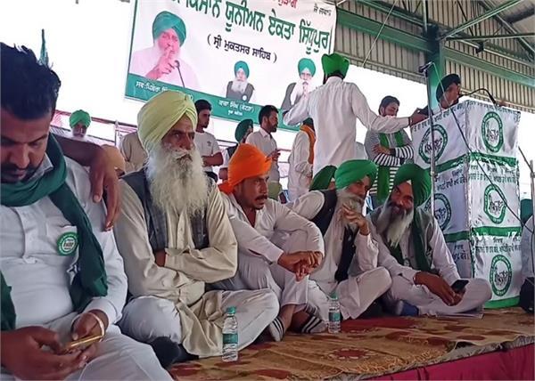 jagjit dalewal sri muktsar sahib bharti kisan union lakha sidhana