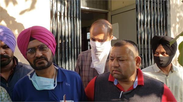 patwari  arrested  bribed