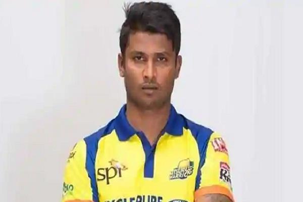 k gowtham best performance mahendra singh dhoni chennai super kings