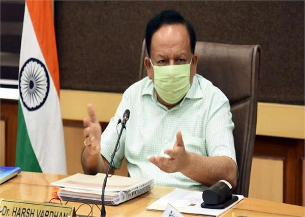 covid19 vaccine any time harsh vardhan