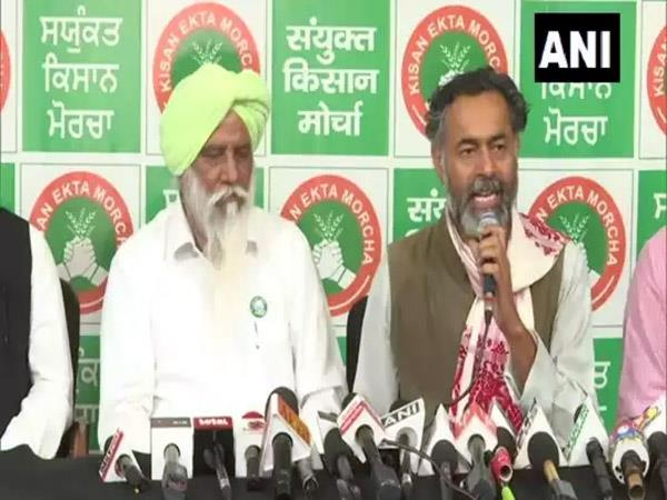we will not support any party in elections samyukta kisan morcha